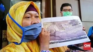Diperiksa Polisi, Istri Salim Kancil Bawa Bukti Miliki Tanah
