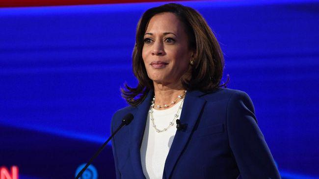 Mantan presiden AS Barack Obama hingga Hillary Clinton menyambut baik penujukan Kamala Harris sebagai cawapres mendampingi Joe Biden dalam Pilpres 2020.