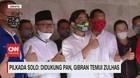 VIDEO: Pilkada Solo: Didukung PAN, Gibran Temui Zulhas