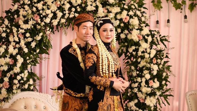 Pasangan Korea-Indonesia