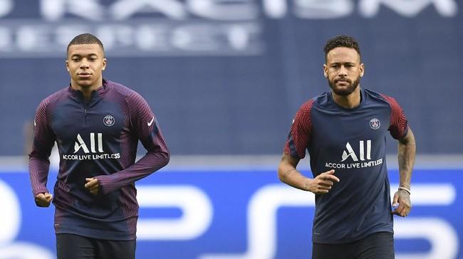 Top Skor Liga Champions: Haaland Dikeroyok Mbappe dan Neymar