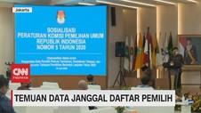 VIDEO: Bawaslu Temukan Ribuan Data Pemilih Bermasalah
