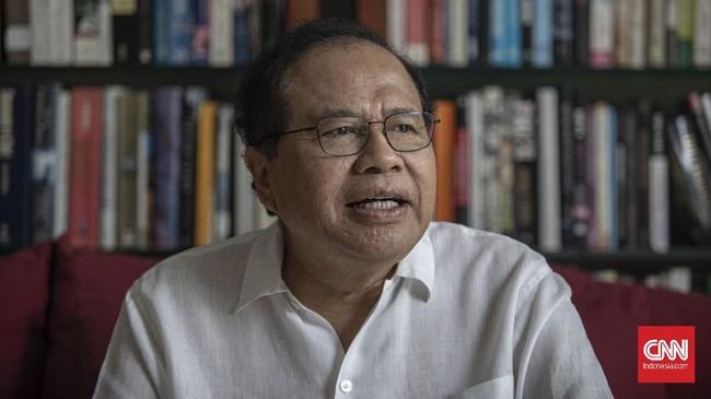 Rizal Ramli Kritik Pemerintah Gonta-ganti Istilah Pembatasan