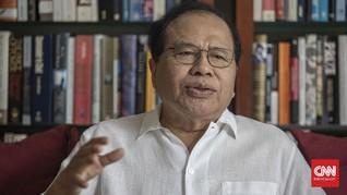 Rizal Ramli: Ambang Batas Presiden Buat Demokrasi Kriminal