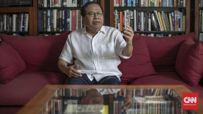Ekonom Senior Rizal Ramli menilai pemungutan Pajak Pertambahan Nilai dan Pajak Penghasilan (PPh) untuk penjualan pulsa, dampak utang dengan bunga yang tinggi.