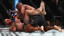 Miocic vs Cormier di UFC 252 dalam Angka