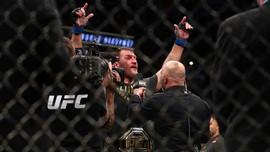 Kronologi Miocic Bungkam Cormier di UFC 252