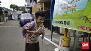 Kota Tangerang Izinkan Siswa PJJ di Gedung Pemerintah
