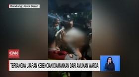 VIDEO: Tersangka Penghina Agama Islam Diamankan Polisi