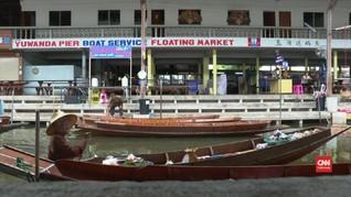 VIDEO: Gerbang Pariwisata Thailand Kembali Dibuka