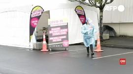 VIDEO: Selandia Baru Batasi Aktivitas di Auckland