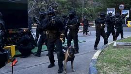 Koopsus TNI Latihan Penanggulangan Teror Senjata Biologis