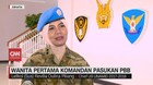 VIDEO: Wanita TNI Pertama Jadi Komandan Pasukan PBB
