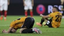 FOTO: Sevilla Kubur Mimpi Wolves di Liga Europa