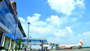 AP I Catat Kenaikan Angka Penumpang 188% di Bandara Lombok