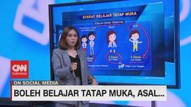 VIDEO: Boleh Belajar Tatap Muka, Asal...