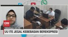 VIDEO: UU ITE Jegal Kebebasan Berekspresi