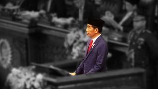 LIVE REPORT: Sidang Tahunan MPR dan Pidato Kenegaraan Jokowi