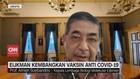 VIDEO: Eijkman Kembangkan Vaksin Anti Covid-19