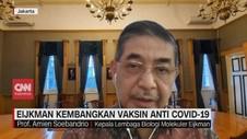 VIDEO: Eijkman Kembangkan Vaksin Anti Covid-19