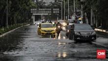 Peringatan Dini Jabodetabek, BMKG Rilis Daftar Daerah Hujan