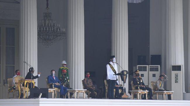 Istana Respons Tudingan Gatot soal Ganti Panglima