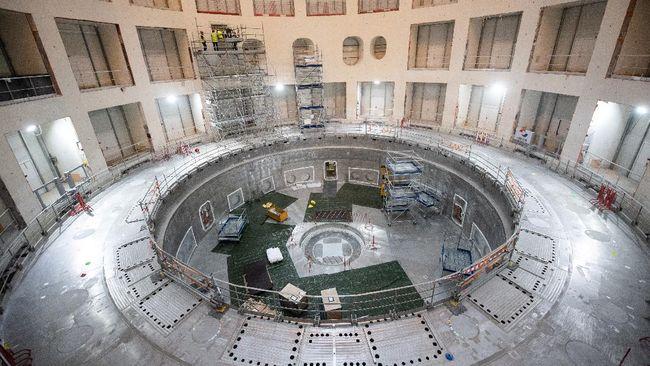 China mengakui ada kerusakan di tangki penyimpan uranium di Pembangkit Listrik Tenaga Nuklir Taishan, tapi membantah ada kebocoran bahan radioaktif.