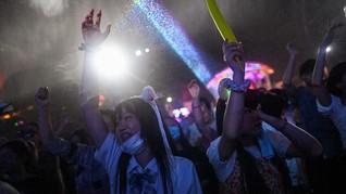 FOTO: Corona Berlalu, Wuhan Kembali Bergeliat