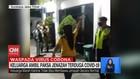 VIDEO: Keluarga Ambil Paksa Jenazah Covid-19 di Surabaya