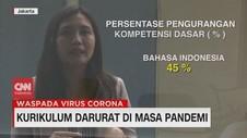 VIDEO: Kurikulum Darurat di Masa Pandemi