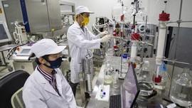Vaksin Merah Putih Target Produksi Massal Pertengahan 2022