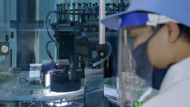 Direktur Utama Bio Farma Honesti Basyir memastikan harga vaksin corona sekitar Rp200 ribu.