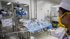 Vaksin Merah Putih Ditargetkan Produksi Akhir 2021