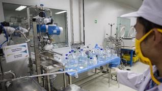 Survei: Vaksin Nusantara Lebih Populer Ketimbang Merah Putih