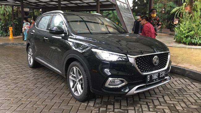 SUV 5-penumpang MG HS dijual dua varian, Excite Rp369,8 juta dan Ignite Rp429,8 juta.