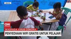 VIDEO: Penyediaan Wifi Gratis Untuk Pelajar