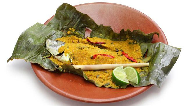 resep pepes ayam cabai hijau teman makan nasi  pedas gurih Resepi Ikan Pari Masak Asam Pedas Johor Enak dan Mudah