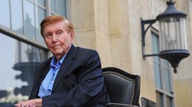 Miliarder Media Sumner Redstone Meninggal pada Usia 97 Tahun