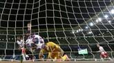 RB Leipzig menang 2-1 atas Atletico Madrid di babak perempat final Liga Champions, Jumat (14/8), berkat gol Tyler Adams yang dicetak pada menit ke-88.
