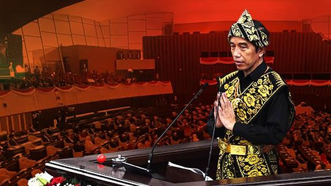 Ikuti live report pidato nota keuangan Presiden RI Joko Widodo di CNNIndonesia.com siang ini.