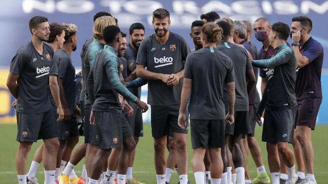 Sebanyak lima fakta menarik mengiringi jelang bigmatch antara Barcelona vs Bayern Munchen di perempat final Liga Champions, Sabtu (15/8).