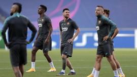 Susunan Pemain Barcelona vs Munchen: Messi Duet dengan Suarez