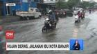 VIDEO: Hujan Deras & Angin Kencang Landa Jakarta