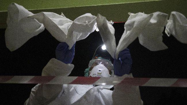 Mutasi Q677H dan D614G yang disebut lebih menular 10 kali lipat telah ditemukan pada virus SARS-CoV-2 di Surabaya sejak awal April.