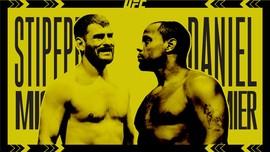 INFOGRAFIS: Adu Rekor Miocic vs Cormier di UFC 252