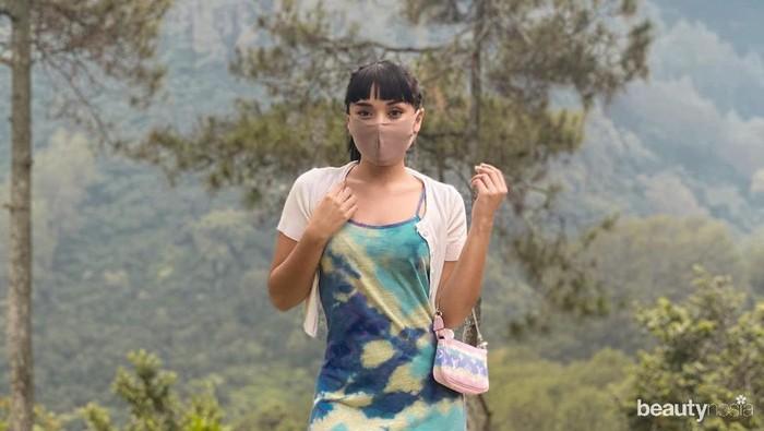 Tetap Hits Saat New Normal, OOTD Lula Lahfah Bisa Kamu Jadikan Inspirasi!