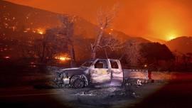 Kebakaran California Meluas, 312 Ribu Hektare Lahan Hangus