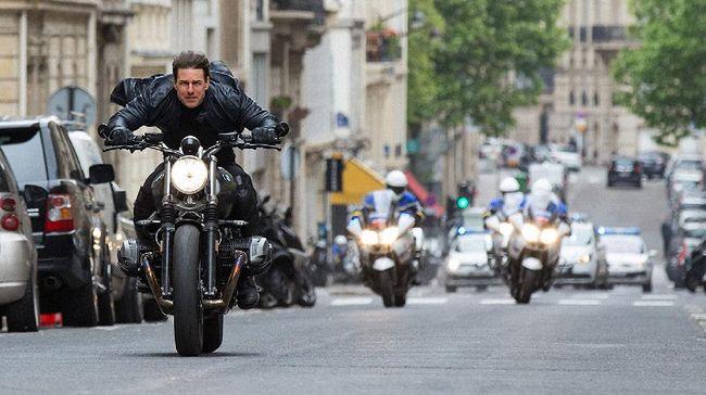 Bioskop Trans TV malam ini, Senin (22/2), akan menayangkan Mission Impossible: Fallout pada pukul 21.30 WIB.