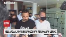 VIDEO: Keluarga Ajukan Penangguhan Penahanan Jerinx