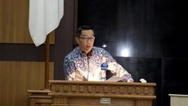 RK Respons Kasus Positif Covid di Gedung Sate - DPRD Jabar